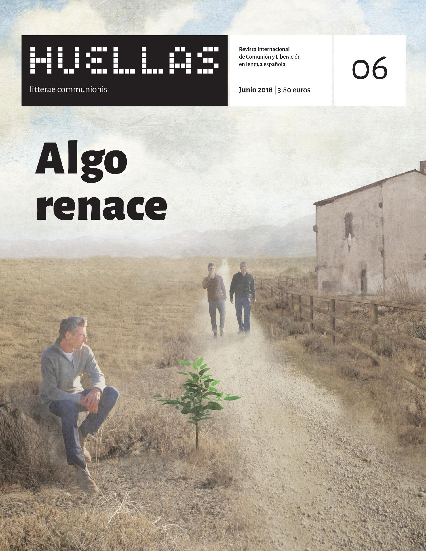 REVISTA HUELLAS JUNIO 2018