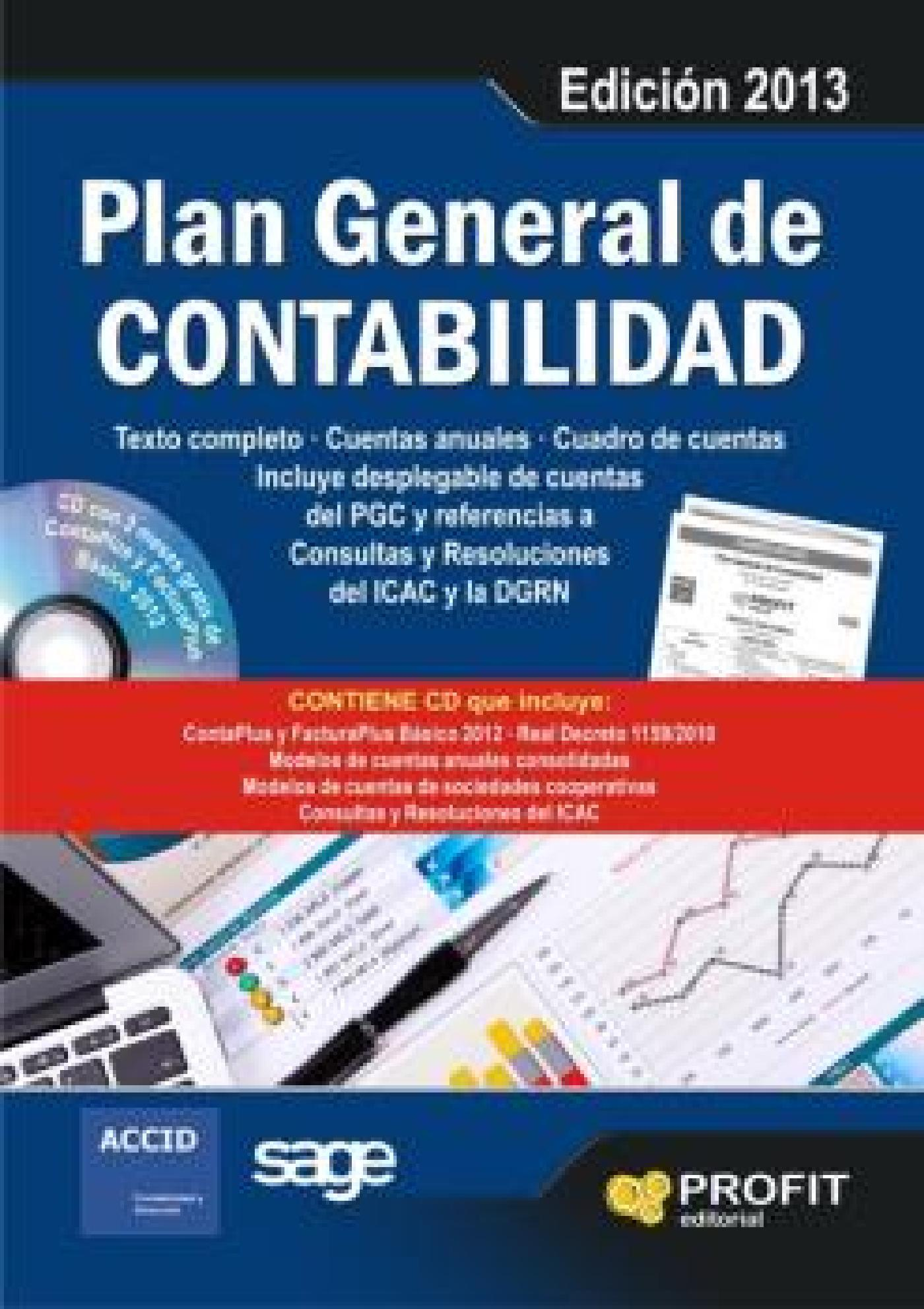 PLAN GENERAL DE CONTABILIDAD REAL DECRETO 1514/2007