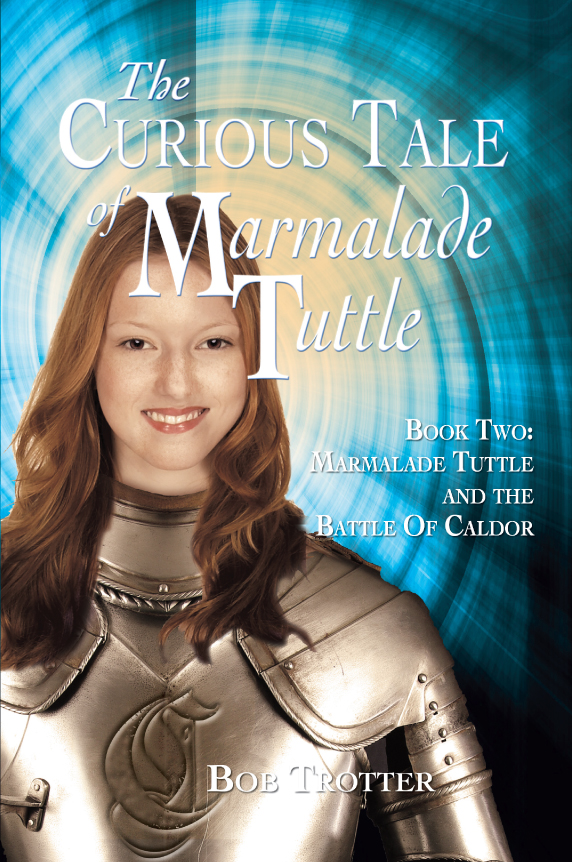 THE CURIOUS TALE OF MARMALADE TUTTLE: BOOK TWO