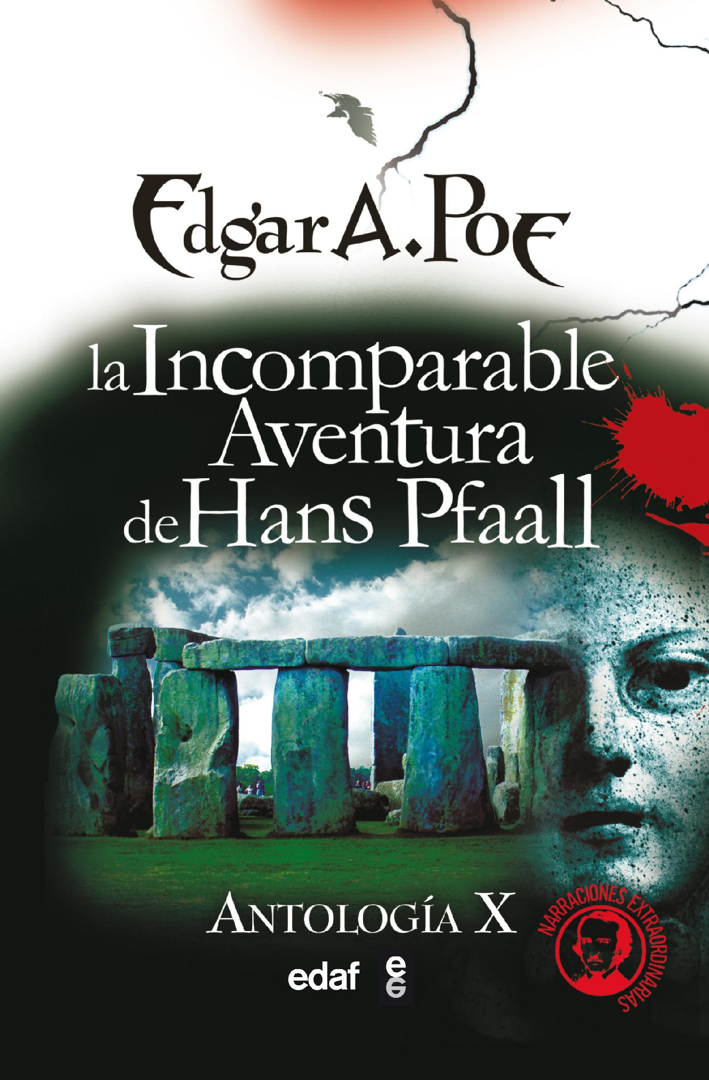 LA INCOMPARABLE AVENTURA DE HANS PFAALL