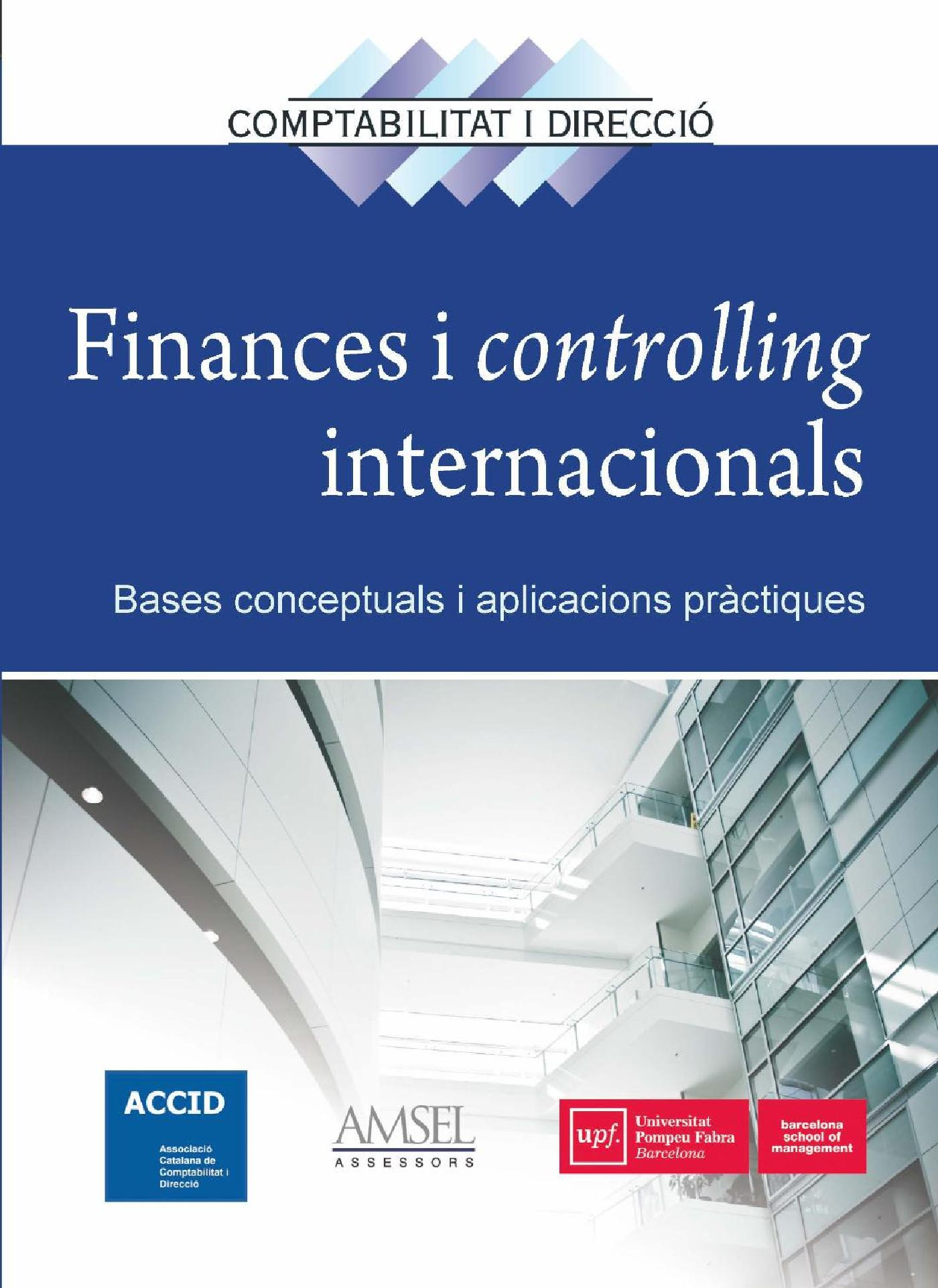 FINANCES I CONTROLLING INTERNACIONALS