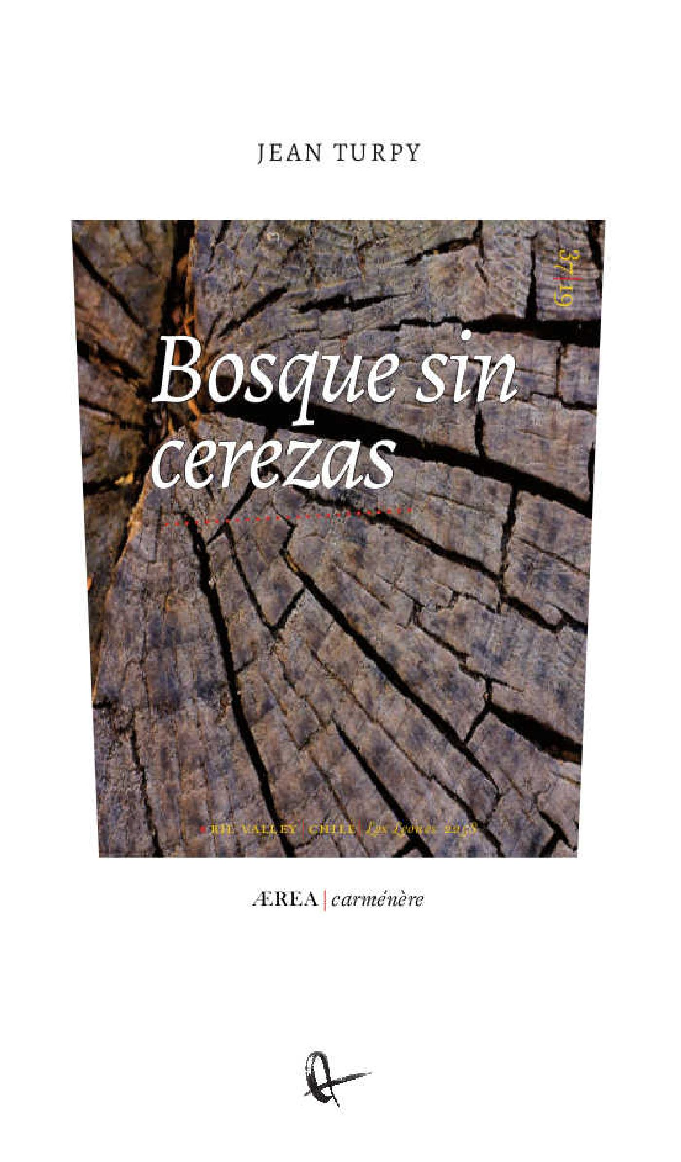 BOSQUE SIN CEREZAS