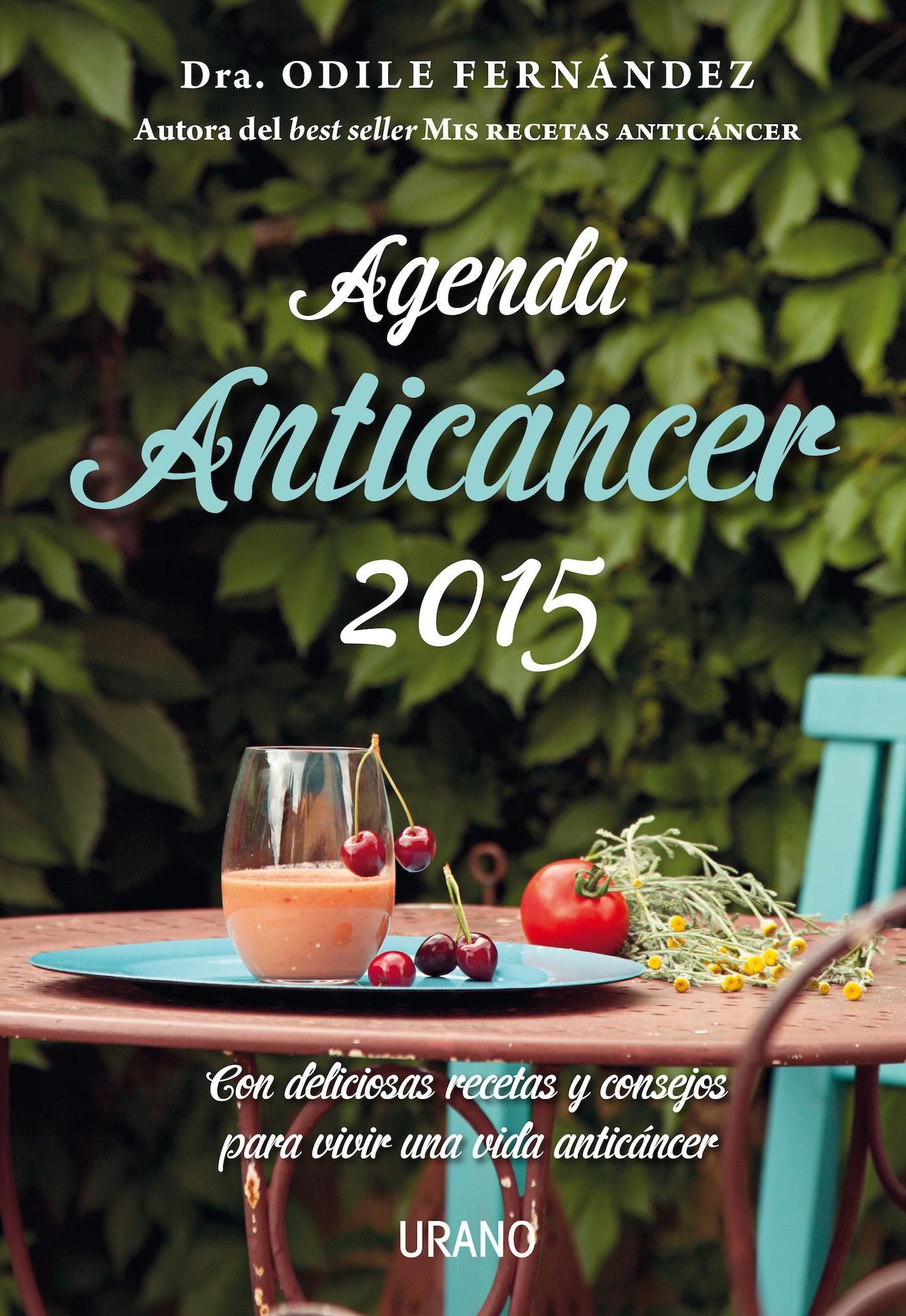 AGENDA ANTICÁNCER 2015