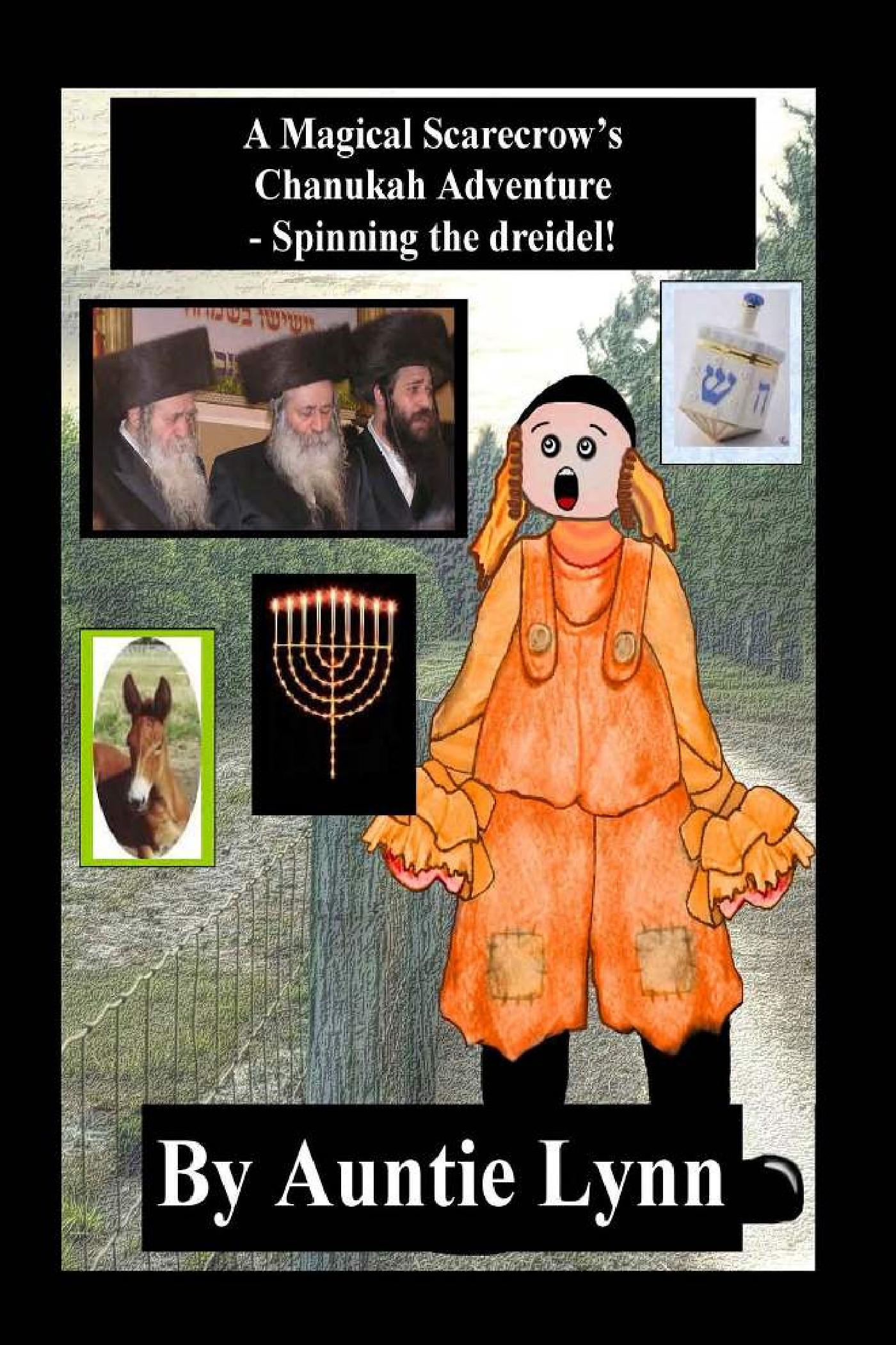 A MAGICAL SCARECROW'S CHANUKAH ADVENTURE